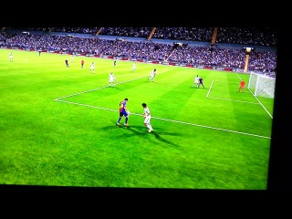 ����� �������� ���� � FIFA 13/Lionel Messi wonderful trick in FIFA 13